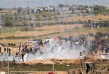 Photo of Siete palestinos muertos y unos 400 heridos en nuevos choques con soldados israelíes