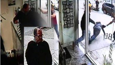 Photo of Dominicano intenta asesinar esposa con destornillador en barbería del Alto Manhattan