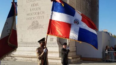 Photo of Consulado General en Francia conmemora 53 aniversario de abril del 1965