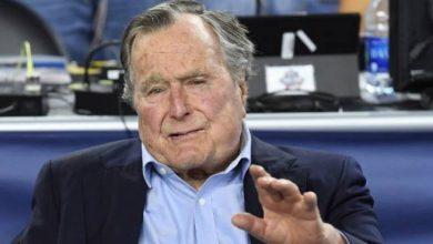 Photo of Hospitalizan a George Bush padre por una infección