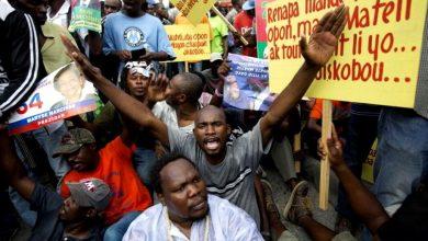 Photo of Un muerto en una manifestación contra el Gobierno y la corrupción en Haití