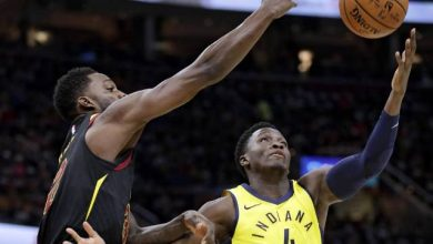 Photo of Oladipo y Pacers sorprenden a los Cavaliers a pesar de triple-doble de LeBron