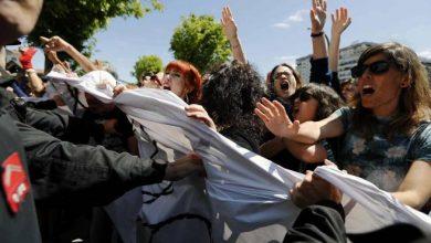 Photo of Condena por abuso sexual y no por violación genera fuerte rechazo en España