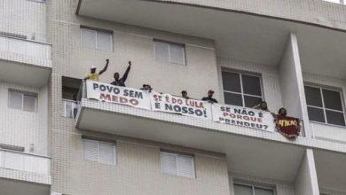 Photo of Sin Techo ocupan el apartamento por el que Lula fue condenado a prisión
