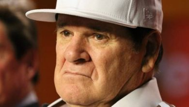 Photo of La esposa distante de Pete Rose dice ex pelotero sigue como apostador a gran escala
