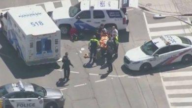 Photo of Conductor de camioneta arrolla a 8 personas en Toronto