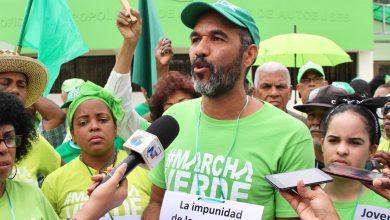 Photo of Vocero del Movimiento Verde Manuel Robles dice el presidente Danilo Medina es la cabeza del régimen de corrupción e impunidad en RD