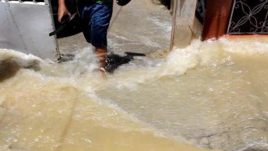 Photo of Agua inunda casas de Sánchez en Samaná por una avería de Inapa