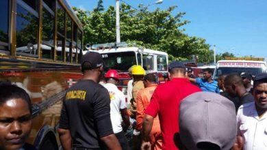 Photo of Dos muertos y 17 heridos en accidente