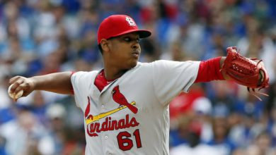 Photo of Alex Reyes ingresará a la rotación de los Cardenales