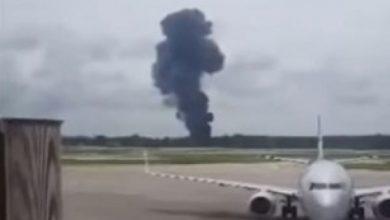 Photo of Ocupantes de avión que se estrelló en Cuba eran extranjeros