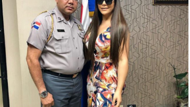 Photo of Sandra Berrocal acude a la PN para proteger su familia