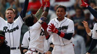 Photo of Bravos vence a Mets con jonrón de Culberson en la 9na