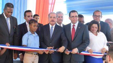 Photo of Gobierno entrega escuela y estancia infantil en Neiba