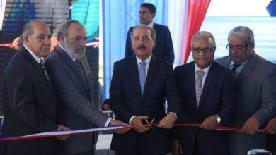 Photo of Presidente Danilo Medina entrega hospital municipal de Jamao al Norte