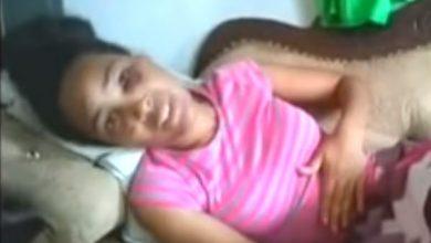 Photo of Video. De película: Joven raptada por su ex novio en La Vega