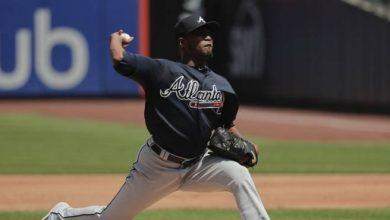 Photo of Julio Teherán lanza sin hits hasta el séptimo, Bravos barren a Mets