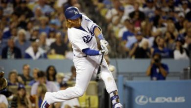 Photo of Dodgers evitan barrida ante Marlins con cinco empujadas de Justin Turner