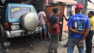 Photo of Vídeo: Momentos antes de la masacre por parqueo: «dale un tiro»