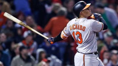 Photo of Manny Machado conecta tres imparables en victoria de Baltimore