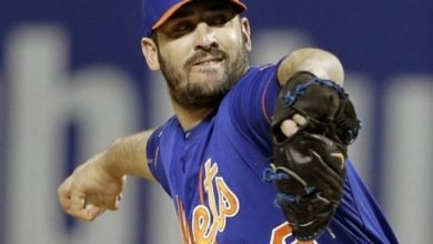 Photo of Los Mets dan de baja a Matt Harvey