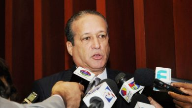 Photo of Reinaldo Pared cree «sabio» y «prudente» que diputados enviaran a comisión ley de partidos