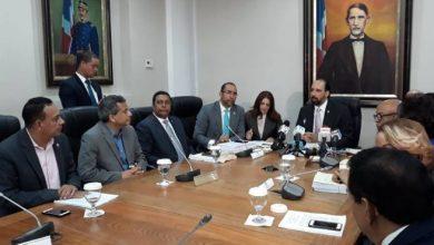 Photo of Fracasa primera reunión de comisión que estudia proyecto de Ley de Partidos