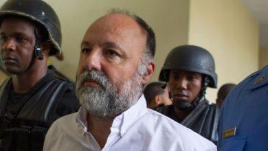 Photo of Sale de prisión el francés Christophe Naudin, condenado en RD por fugas de pilotos