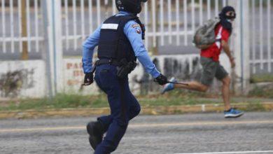 Photo of Policía de Puerto Rico reprime grupo de manifestantes por Día de Trabajadores