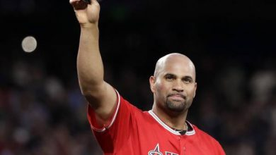 Photo of Superar a David Ortiz en dobles nueva meta de Albert Pujols