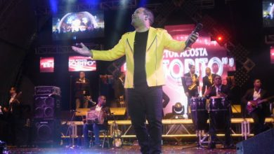 Photo of El Torito llevó su espectáculo «Pasión por la música caribeña y tropical» al Anfiteatro de Puerto Plata