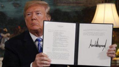 Photo of El acuerdo nuclear con Irán que Trump acaba de abandonar