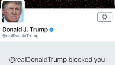 Photo of La justicia impide a Trump bloquear usuarios de Twitter