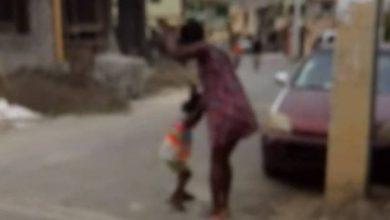 Photo of Solicitarán prisión contra la mujer que golpeó salvajemente su hija de seis años