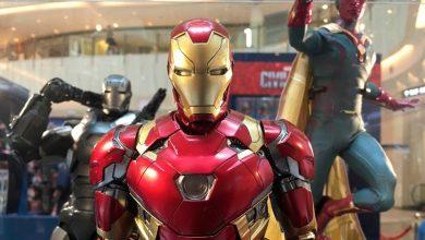 Photo of Traje de Iron Man de 325.000 dólares desaparece de centro de utilería en Los Ángeles