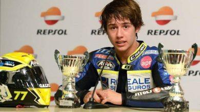 Photo of Piloto español de moto de 14 años murió tras accidente en un circuito