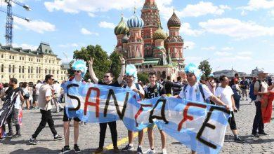 Photo of La FIFA multa a Argentina con 91.000 euros por el comportamiento de sus hinchas