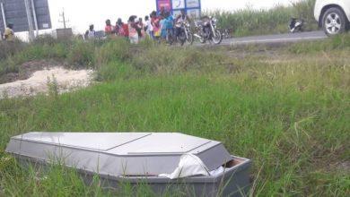 Photo of Abandonan cadáver frente a un cementerio en San Pedro de Macorís