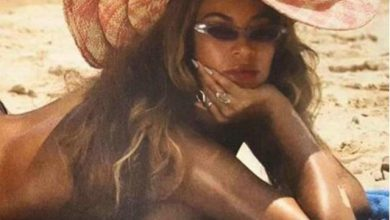 Photo of Fotos: Beyoncé se desnuda y enciende las redes
