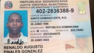 Photo of Padre denuncia desaparición de hijo detenido por la DNCD