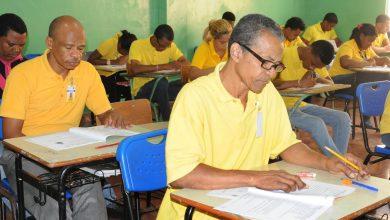 Photo of Educación convoca a pruebas nacionales para básica de adultos y media