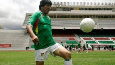 Photo of Cuestionan alto costo de viaje de Evo Morales al Mundial