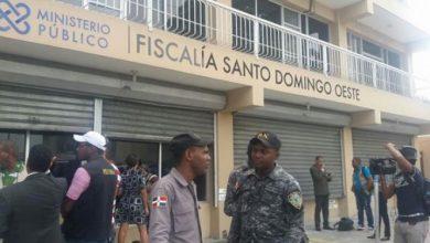 Photo of Piden prisión preventiva contra encargado de la DICRIM de Santo Domingo Oeste y otros tres oficiales