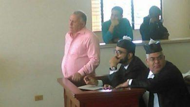 Photo of Condenan a seis meses prisión ex alcalde de Santiago Serulle