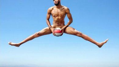Photo of Karl-Anthony Towns posa desnudo para revista «Body» de ESPN