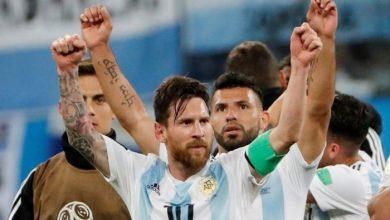Photo of «Sabía que Dios está con nosotros y no nos iba a dejar afuera», dice Messi