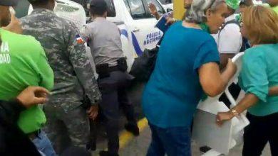 Photo of Impiden otra vez instalación campamento contra la corrupción en Santiago