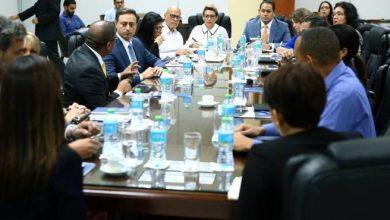 Photo of Se reúnen para conocer situación del Palacio de Justicia de Santo Domingo Este