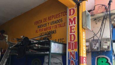 Photo of Desmantelan repuesto acusado de vender piezas robadas