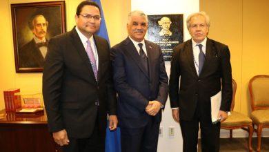 Photo of Canciller Miguel Vargas inaugura Salón Juan Pablo Duarte en sede OEA